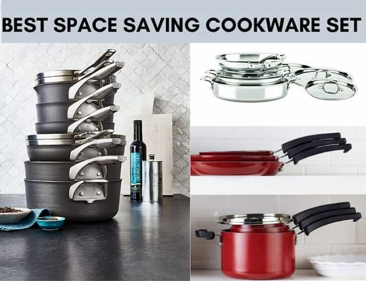 Best space saving cookware set