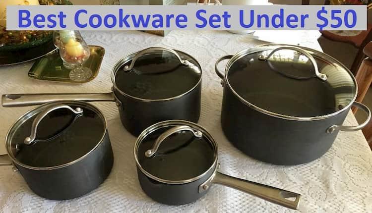 Best Cookware Set Under $50